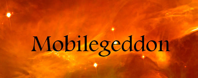 Mobilegeddon 21. april 2015